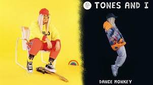 Lirik Lagu Dance Monkey - Tones and I