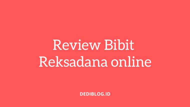 review bibit